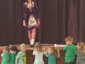 irish dance at dads pancake breakfast